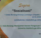 SEGERA SOSIALISASI
